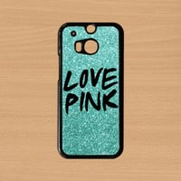 Htc One M7 case,Htc One case,Htc One M8 case,Htc One X case,Htc One S case,iphone 5c case,iphone 5s case,iphone 5 case--love pink,in plastic