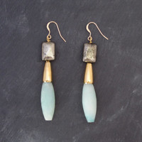 Phosphorescence  Earrings