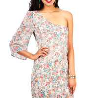 Floral Date Dress