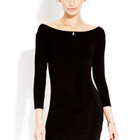 Favorite Low-Back Bodycon Dress | FOREVER21 - 2000065287