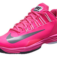 Nike Lunar Ballistec Pink Flash/Grey Women's Shoe
