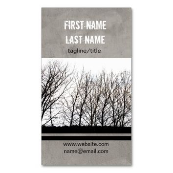 nature art personal business card custom cards