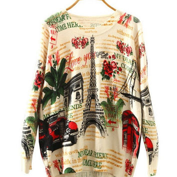 Women's autumn and winter Sweater Long Sleeve Knitwears women's pullover sweater = 1945737156