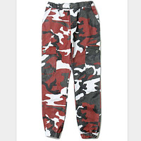 Tide brand camouflage street military style street dance pants F