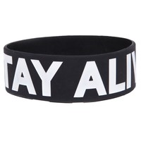 Stay Alive Bracelet - Accessories
