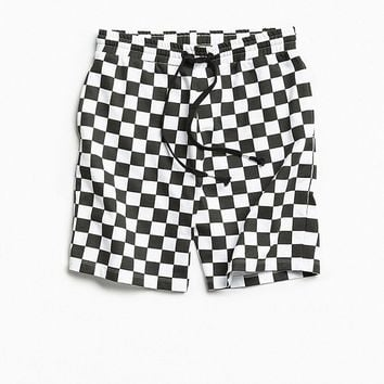 UO Checkered Knit Short | Urban Outfitters