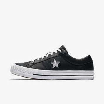 DCCK1IN the converse one star premium suede low top unisex shoe