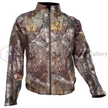 Scent Blocker Sola Knock Out Jacket Realtree Xtra - S