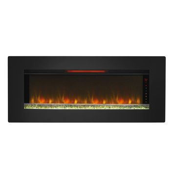 "Classic Flame Felicity - 47"" Wall Mounted/Free Standing Infrared Electric Fireplace (47II100GRG)"