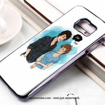 Hazel And Gus Samsung Galaxy S6 and S6 Edge Case