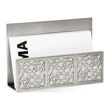 Frank Lloyd Wright Luxfer Prism Business Card Holder