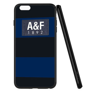 Dark Blue Abercrombie And Fitch iPhone 6 | 6S Case Planetscase.com