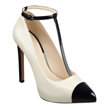 Lavish T-Strap Pumps | Nine West