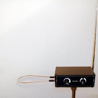 Theremin Pitch and Volume Antenna Electronic Musical Instrument