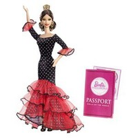 Barbie Collector Dolls of The World Spain Doll