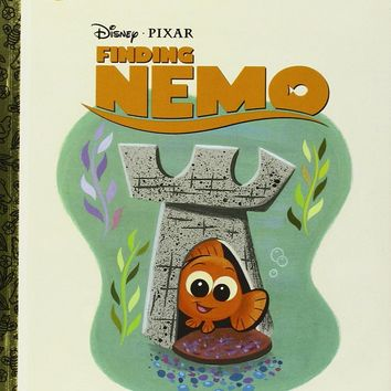 Finding Nemo (Little Golden Books)