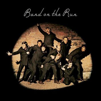 Paul McCartney & Wings - Band On The Run LP