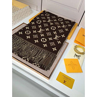 LV For Woman Fashion Accessories Sunscreen Cape Scarf Scarves And For Men