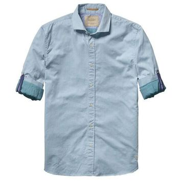 Summer Light Button Up Shirt