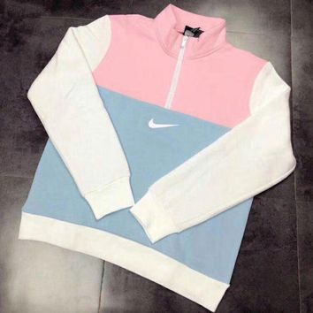 DCCKBA7 NIKE Half Zip Sweater