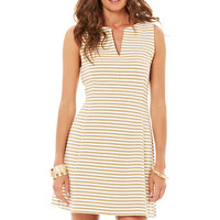 Lilly Pulitzer Brielle Sleeveless Fit And Flare Dress