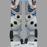 Custom Nike Elite Socks - Frozen Olaf Nike Elite Socks - Custom Elites, Nike Elites, Custom Nike Elites, Nikes, Nike Socks, Disney Socks