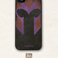 Iphone 5 hard case Magneto / X-MEN / Erik Lehnsherr