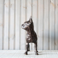Etsy Transaction -          Large Boston Terrier // Cast Iron Hubley Doorstop