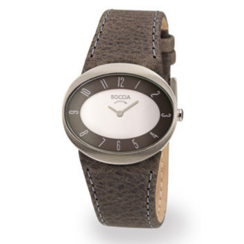 3165-08 Ladies Boccia Titanium Watch