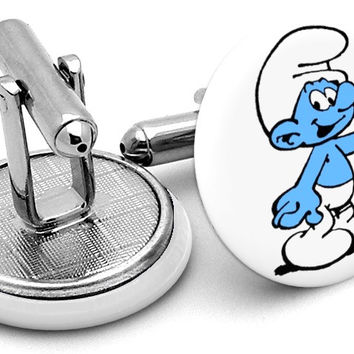 The Smurfs Cufflinks
