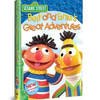 SESAME STREET: BERT AND ERNIE'S