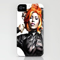 Nicki Minaj iPhone Case by D77 The DigArtisT | Society6