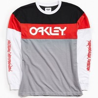Oakley Colorblock Mesh Shirt | Urban Outfitters