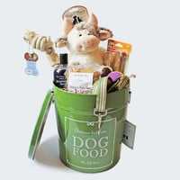 Farm Inspired Dog Gift Basket