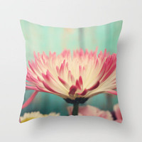 Come What May Throw Pillow by Beth - Paper Angels Photography | Society6