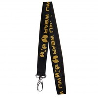 Wu Wear - Wu Tang Clan - Woven Wu Wear Lanyard - Wu-Tang Clan - Wu-Wear