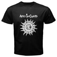 ALICE IN CHAINS SUN Tshirt size S,M, L, XL, XXL, XXXL, 4XL and 5XL