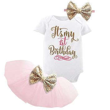 Christening 6 Months Baby 1st-2nd Birthday Dresses