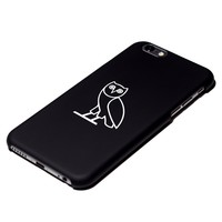 WHITE OWL IPHONE CASE | October's Very Own