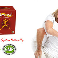 Revival; Herbal Treatment for Low Immunity, Improve Immune System Immune Booster Product