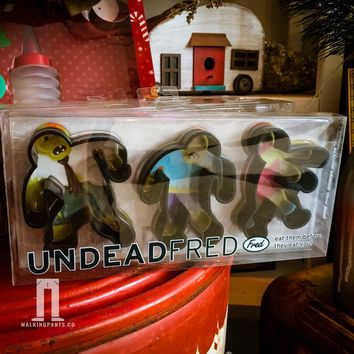 Undead Fred Zombie Cookie Cutter