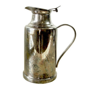 Luxury Christofle Insulated Coffee Carafe