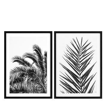 Palms Print (set of 2) | Eichholtz Palm Leaves