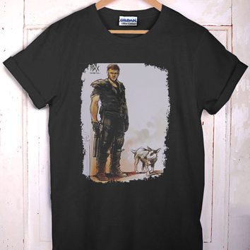 Mad Max Movie Art T-Shirt