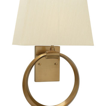 RING SCONCE l