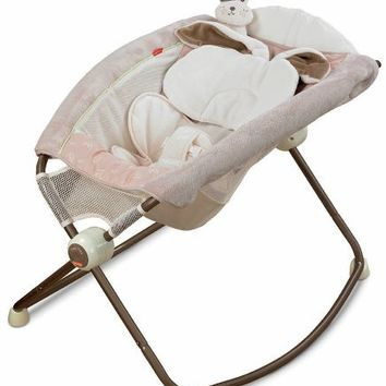 Fisher-Price My Little Snugabunny Newborn Rock n' Play Sleeper