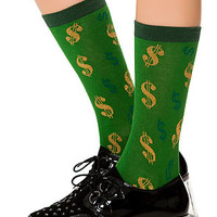 The Money Money Socks
