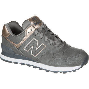 New Balance 574 Precious Metals Shoe - Women's