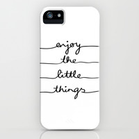 Little Things iPhone & iPod Case by Mareike Böhmer Graphics