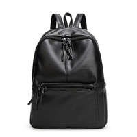 Sia Leather Backpack